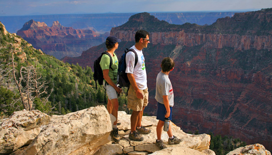 Bryce, Zion & Grand Canyon Family Multisport